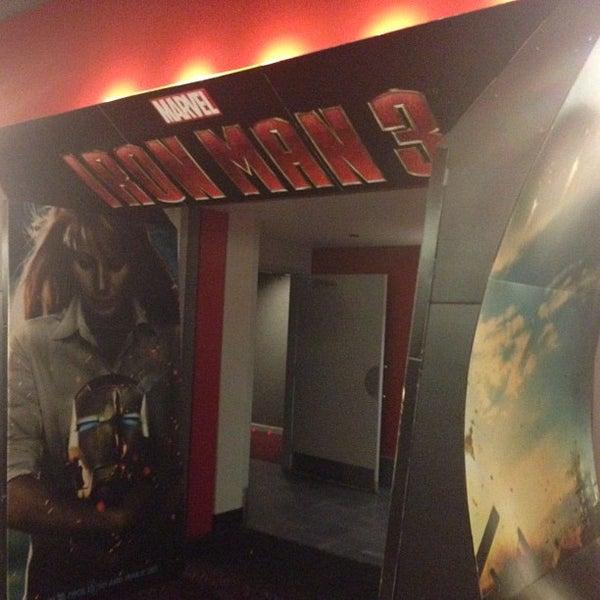 Photo taken at AMC Loews Palisades Center 21 by Nathaniel J. on 5/2/2013