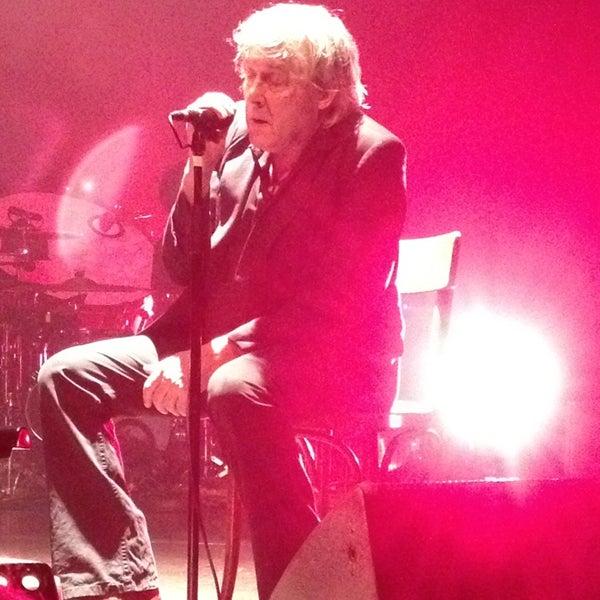 Photo taken at AB Ancienne Belgique by Olivier L. on 12/20/2012