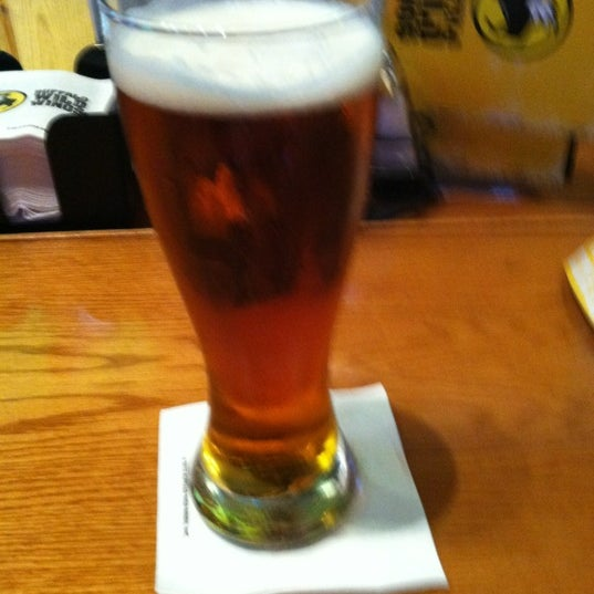 Photo taken at Buffalo Wild Wings by John B. on 9/30/2012