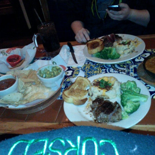 Photo taken at Chili's Grill & Bar by Angie T. on 11/28/2012