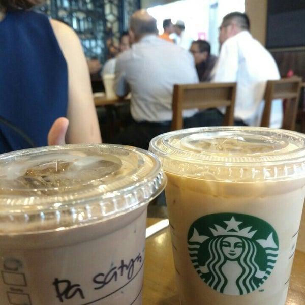 Photo taken at Starbucks by Satya W. on 5/19/2016