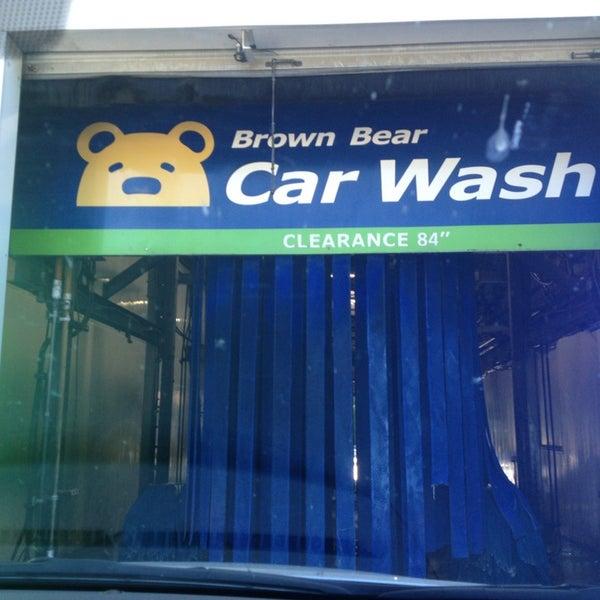 Brown Bear Car Wash - Southeast Redmond - 17809 Redmond Way
