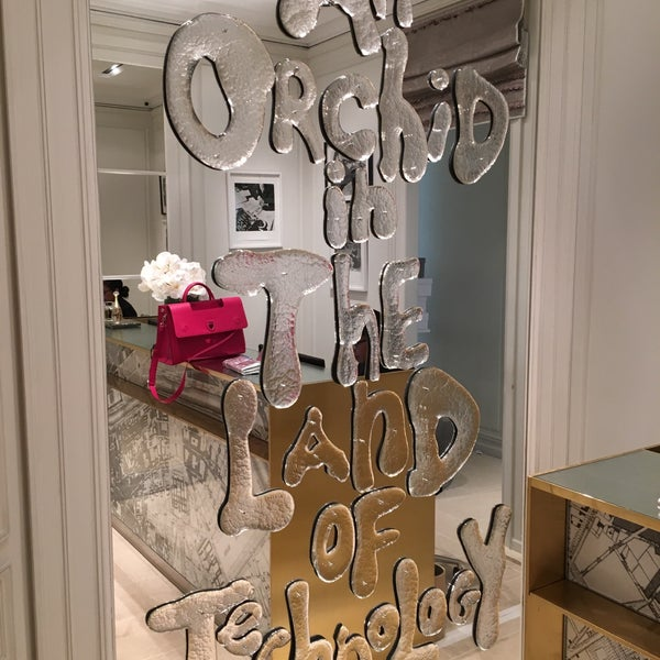 Photo taken at Christian Dior by Sandra S. on 7/3/2016