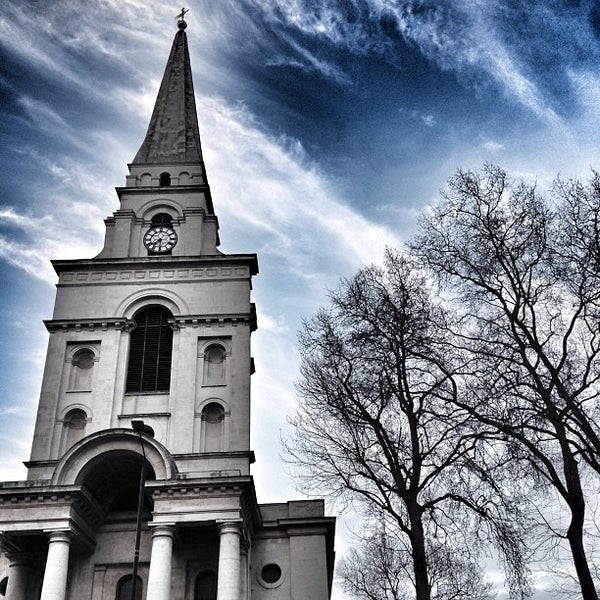 Photo taken at Christ Church by Keshav L. on 4/17/2013