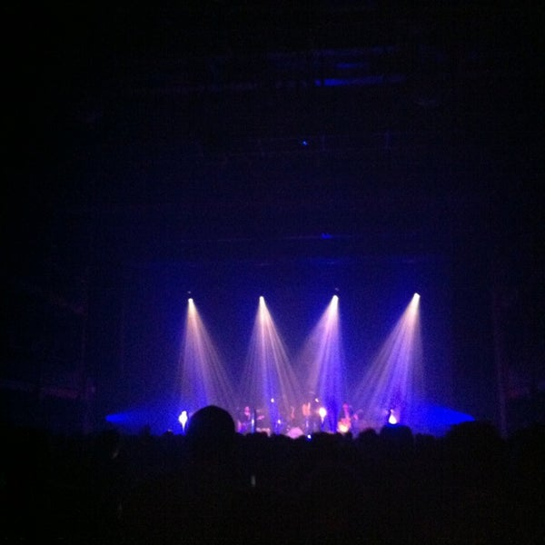 Photo taken at AB Ancienne Belgique by Vanessa T. on 2/23/2013