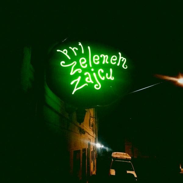 Photo taken at Pri Zelenem Zajcu by Matthias A. on 6/20/2013
