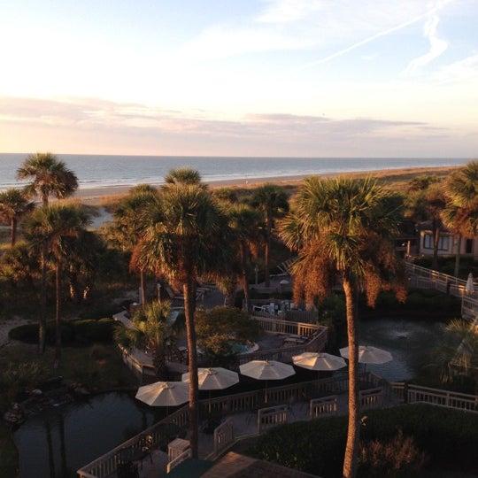 Omni Hilton Head Oceanfront Resort Resort