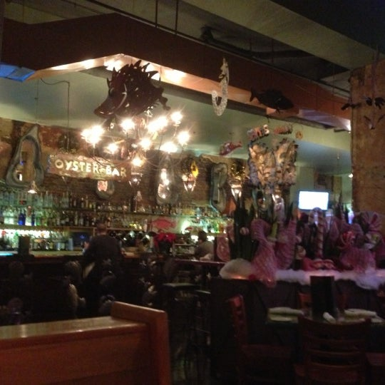 Red fish grill seafood restaurant in new orleans for Red fish grill new orleans
