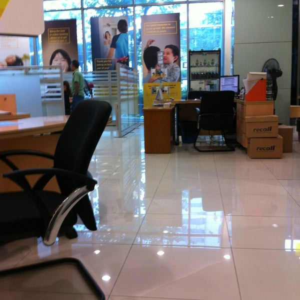 Photo taken at Maybank by Muhammad N. on 12/31/2012