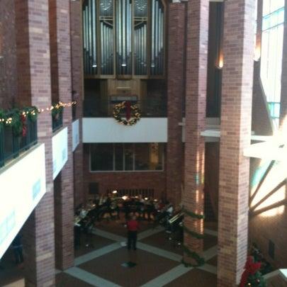 Photo taken at Catlett Music Center by Emily S. on 12/6/2012
