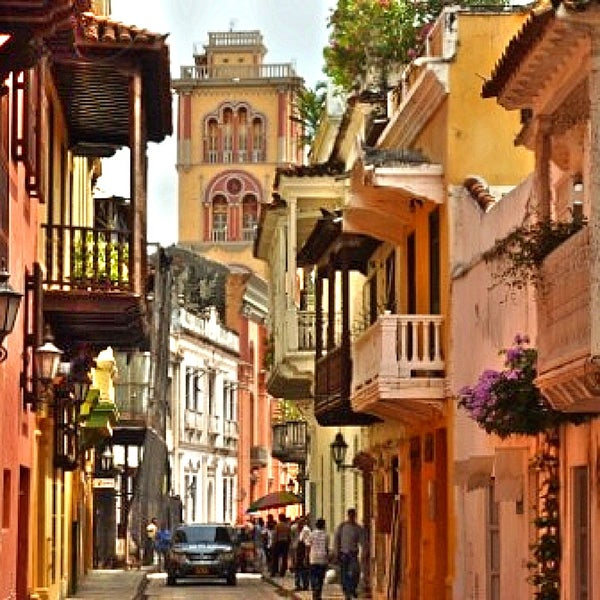 Where's Good? Holiday and vacation recommendations for Cartagena, Colombia. What's good to see, when's good to go and how's best to get there.