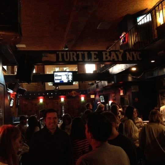 Photo taken at Turtle Bay NYC by Dianna H. on 11/17/2012