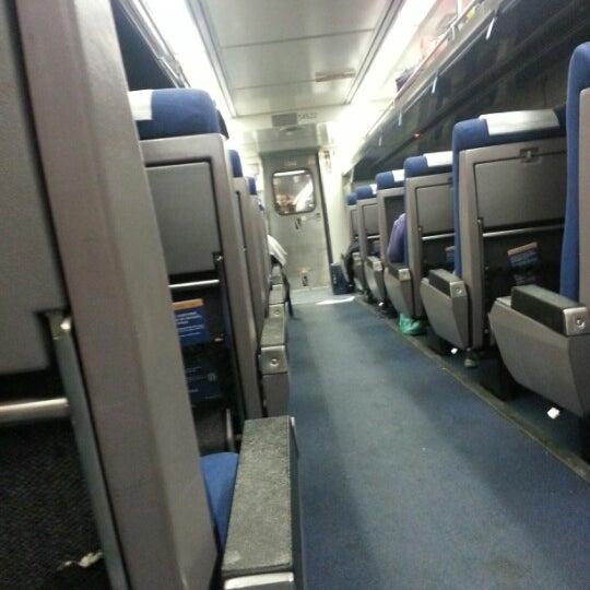 Photo taken at Kalamazoo Transportation Center - Amtrak (KAL) by Michael H. on 1/30/2013