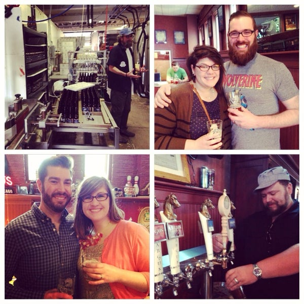 Photo taken at Argus Brewery by Hope on 5/4/2014