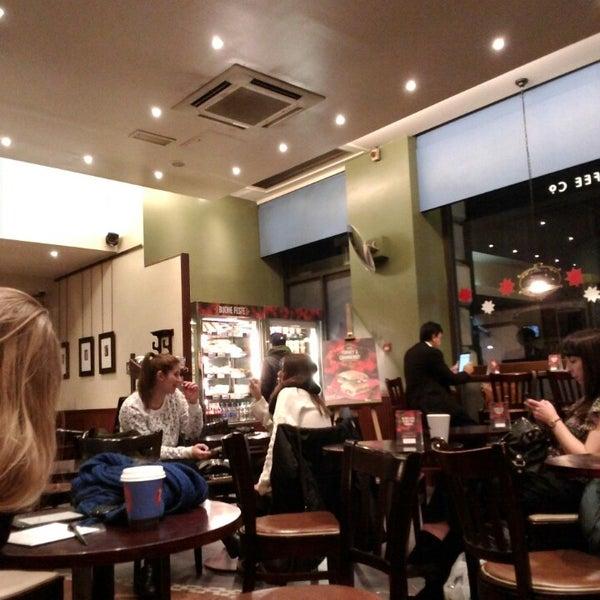 Photo taken at Caffè Nero by Francesco P. on 12/5/2013