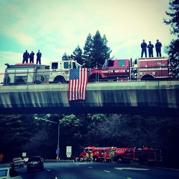 Photo taken at Santa Cruz Mountains by Rob G. on 3/7/2013