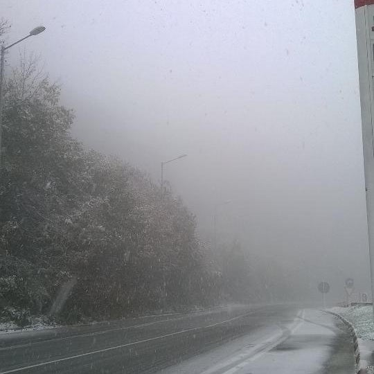 Photo taken at LukOil Straza by Lupco D. on 10/24/2014