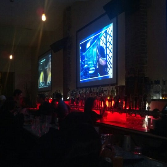 Photo taken at Los Angeles Brewing Company by Miguel T. on 11/17/2012