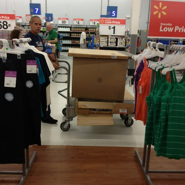 Photo taken at Walmart by Madeline A. on 7/27/2013