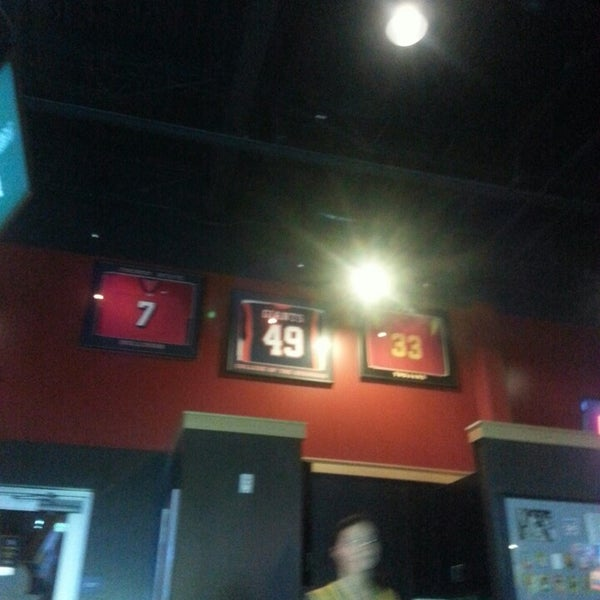 Photo taken at Buffalo Wild Wings by Marshall O. on 2/25/2014