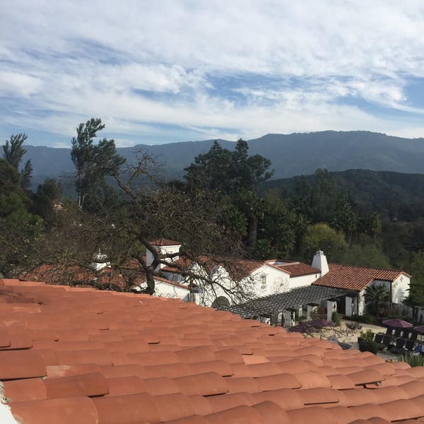 Photo taken at Ojai Valley Inn & Spa by Fred W. on 2/20/2015