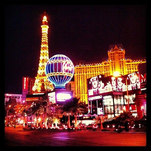 Photo taken at The Las Vegas Strip by Артём М. on 12/27/2012