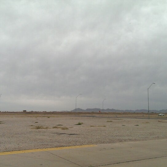 Photo taken at Phoenix-Mesa Gateway Airport (AZA) by C.T. C. on 4/18/2014