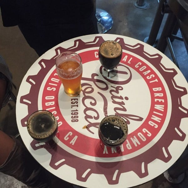 Photo taken at Central Coast Brewing by JJ C. on 1/17/2016