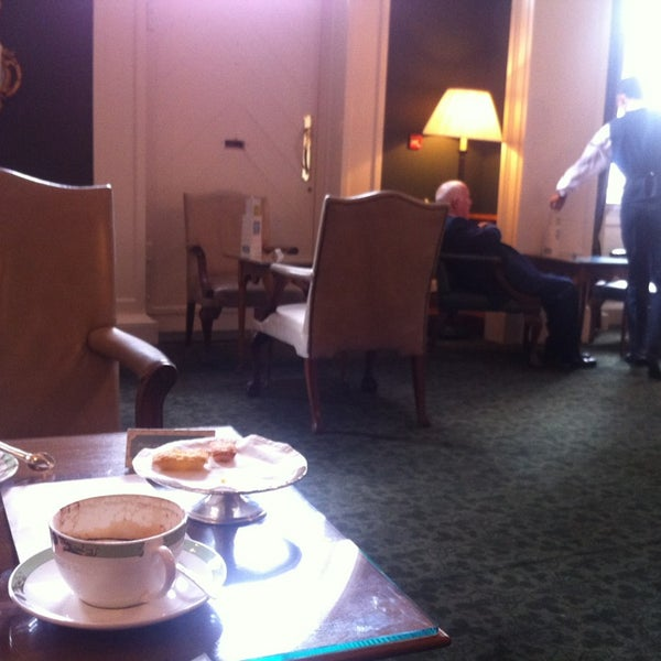 Photo taken at Merrion Hotel by Natalia D. on 7/15/2014