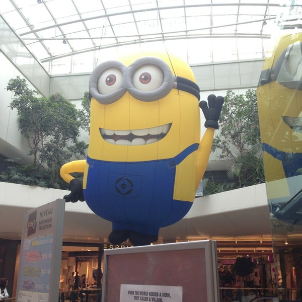 Photo taken at City 2 Shopping Mall by Bert D. on 7/27/2013