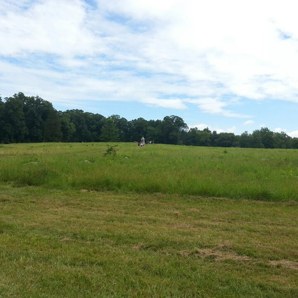 Photo taken at Wheatfield, Gettysburg Battlefield by David Z. on 6/23/2013