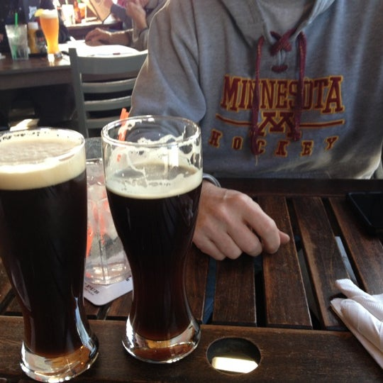 Photo taken at Iron Horse Brew Pub by Susan B. on 1/19/2013