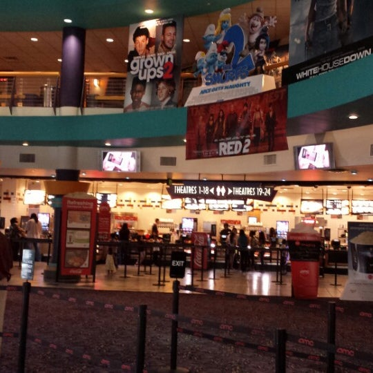 Sorry to say this movie theatre to me seems to be going down from previous years. Not enough workers at the ticket window nor in the food concession/5(12).