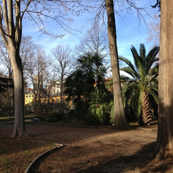 Photo taken at Museo di Storia Naturale, Orto Botanico by lorenzo r. on 12/29/2012