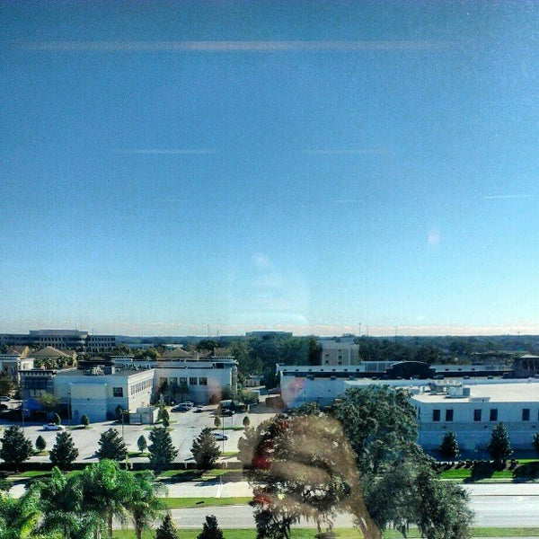 Photo taken at The Westin Lake Mary, Orlando North by Gabriela D. on 2/17/2013
