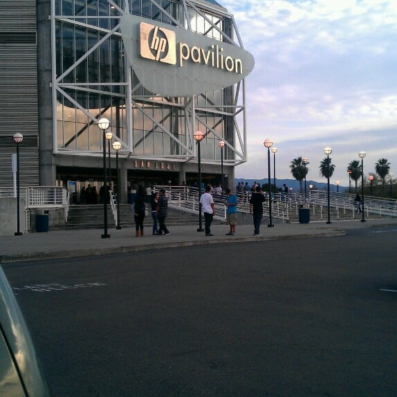 Photo taken at SAP Center at San Jose by David B. on 3/30/2013