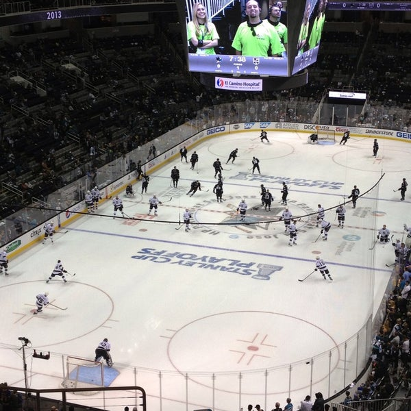 Photo taken at SAP Center at San Jose by Sean W. on 5/19/2013
