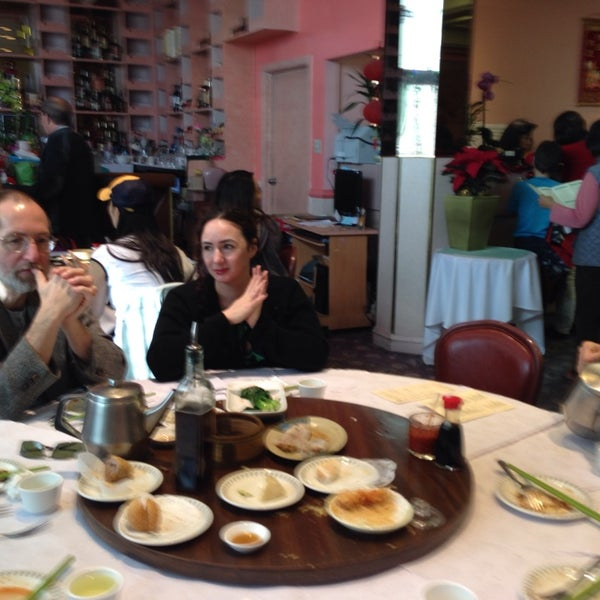 Photo taken at Canton Dim Sum & Seafood Restaurant by Nathan M. on 12/25/2013