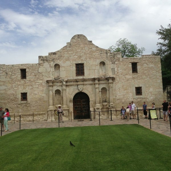 Photo taken at The Alamo by Dennis J. on 5/12/2013