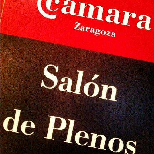 Foto tomada en Cámara de Comercio e Industria por Oscar U. el 11/28/2012