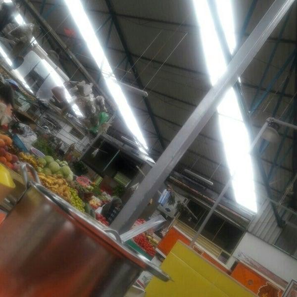 Photo taken at Mercado de la San Juanita by Cid R. on 7/23/2016