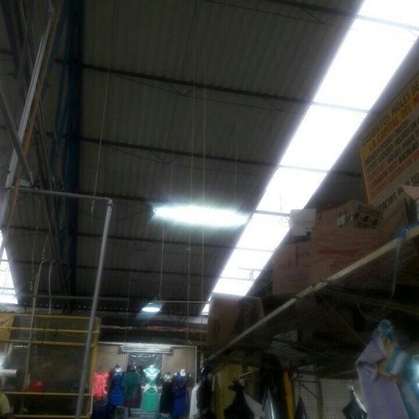 Photo taken at Mercado de la San Juanita by Cid R. on 6/25/2016