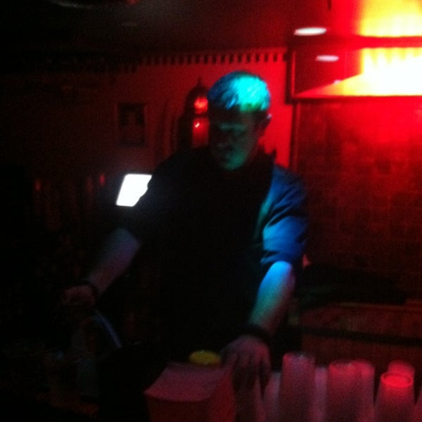 Photo taken at Off The Hookah by Tim on 1/25/2013