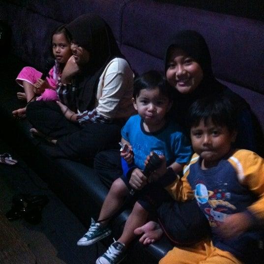 Photo taken at KBOX Plus by Mazlina M. on 12/13/2012