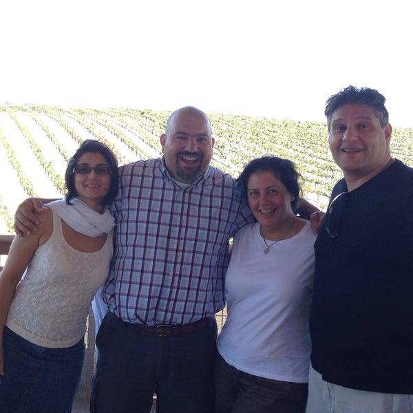Photo taken at Eberle Winery by Loris Y. on 8/23/2014