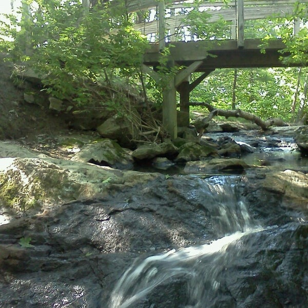 Photo taken at Jewell Falls by Squirrelfarts M. on 7/14/2013