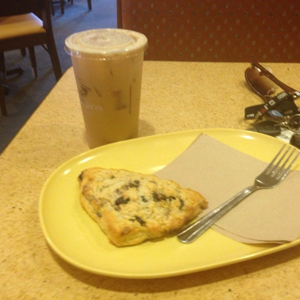Photo taken at Panera Bread by Katie G. on 6/15/2013