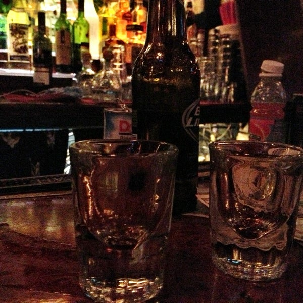 Photo taken at The Cubbyhole Bar by Jeffrey L. on 3/9/2013