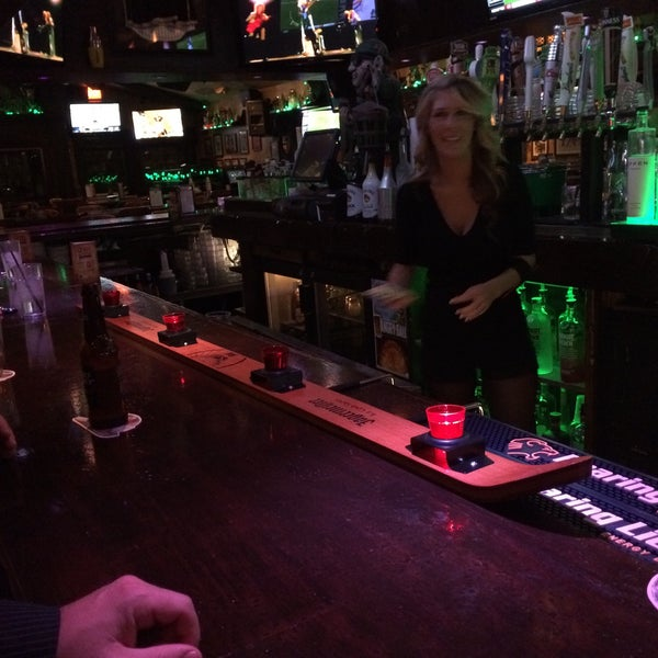 Ask about the shotski!