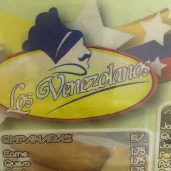 Photo taken at Panadería Los Venezolanos by Lizbella M. on 9/19/2012